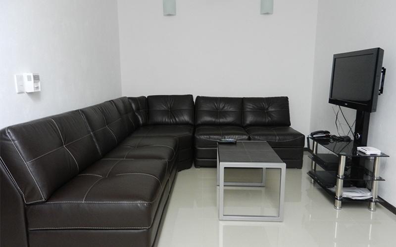 Sala casa de estudiantes en guadalajara for Hospedaje para universitarios